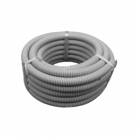 20mm Grey MD Flexible Conduit - 10m