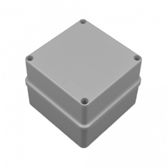 100 x 100 x 80mm Electrical Enclosure Box IP56